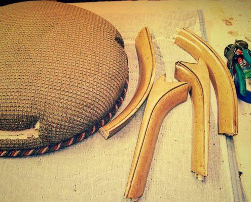 Ремонт барных стульев